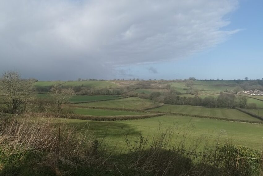 Midsomer Norton - The Somer valley and Mendip foothills